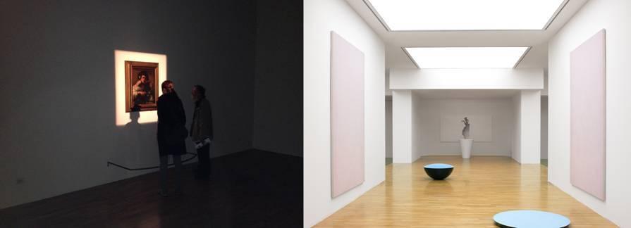 """""""Ragazzo morso dal ramarro"""" e """"Un giorno così bianco, così bianco"""", GAM – Galleria Civica d'Arte Moderna e Contemporanea, Torino"""