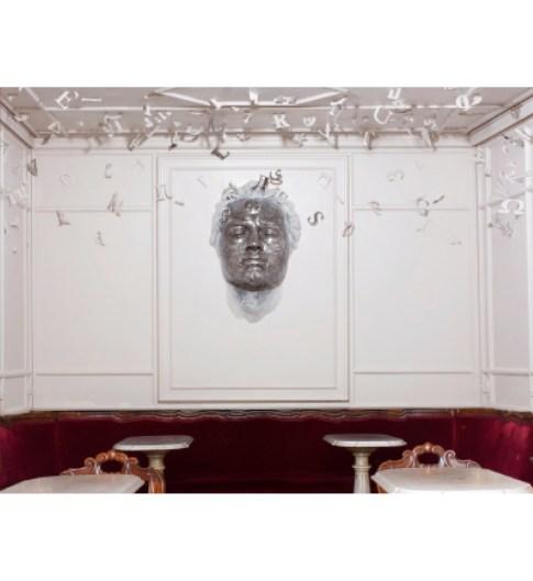 Matteo Pugliese, Serenissima Babel, Caffè Florian, Venezia. 5 giugno - 31 agosto 2014. Foto: Yorick Photography