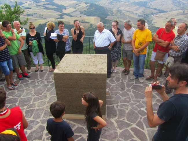 Vis a Vis e GAP 2012, presentazione di Luogo Comune di Emanuela Ascari.
