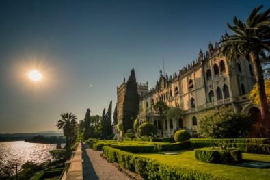 Isola del Garda, veduta Villa, ph. Fabio Cattabiani
