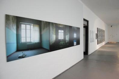 Venti per Una. Venti regioni per un'Italia, venti artisti per una mostra. Uno sguardo Laterale, Galleria d'arte di Povazie, Žilina, Slovacchia (allestimento della mostra)
