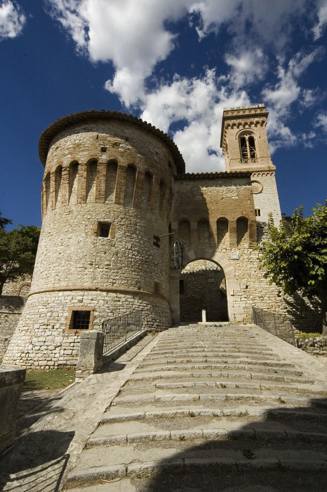 Porta S. Maria, Corciano