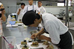 Demanio Marittimo, KM-278. Food_Davide Won, Il lusso della scarpetta