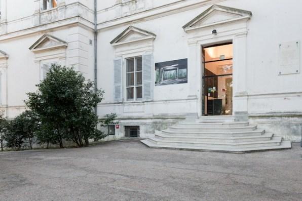 Museo d'Arte Contemporanea di Villa Croce, veduta, ph. Nuvola Ravera