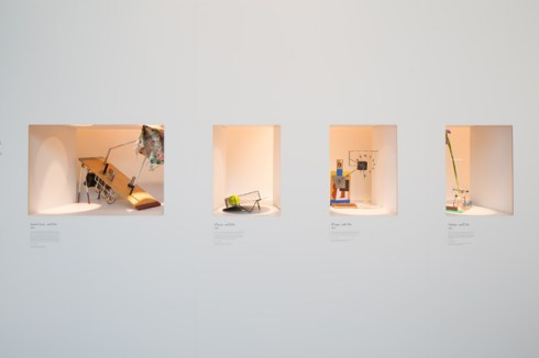 TIME MACHINES: DANIEL WEIL AND THE ART OF DESIGN Time Machines exhib © Luke Hayes