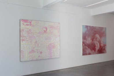 Installation View - Will Cotton, Ronchini Gallery, 25 June - 9 August 2014 (3)