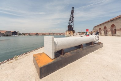 Padiglione della Repubblica dell'Albania alla XIV Mostra Internazionale di Architettura, ph. Delfino Sisto Legnani