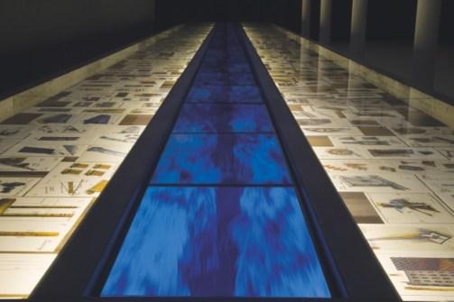 Fabrizio Plessi, Il flusso della memoria, Fondazione Museo Pino Pascali, Polignano a Mare