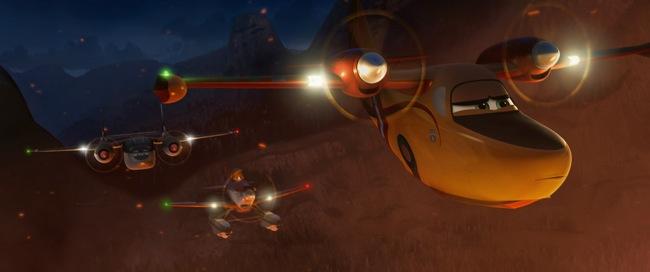 Planes 2 Fire & Rescue, Video Art Sound Festival