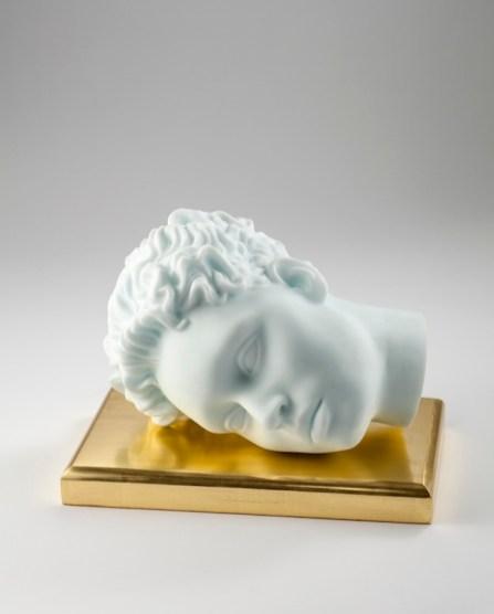 Silvano Rubino, Ritratto (di un ricordo) remoto su rettangolo aureo