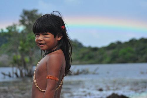 Giffoni Film Festival 2014, Taina - An Amazon Legend, lungometraggio in corso
