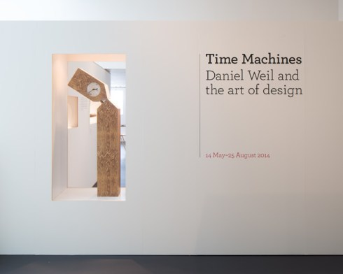 TIME MACHINES: DANIEL WEIL AND THE ART OF DESIGN Time Machines © Luke Hayes