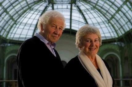 Ilya e Emilia Kabakov, ritratto