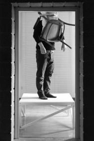 Michele Tajariol, Nothing is hidden, 2014, documentazione di performance, stampa fineart su carta fotografica, 31 x 43 cm