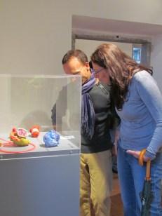 Veduta dell'allestimento della Collezione Permanente, Palazzo Cominelli, Cisano di San Felice del Benaco (BS) Courtesy Fondazione Cominelli / AGC