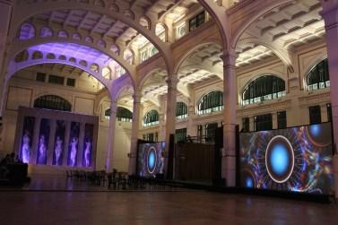 Salotto Vienna, Ex Pescheria – Salone degli Incanti, Trieste
