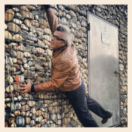 Udo Staf, Bouge les murs @ Fred-B 2013