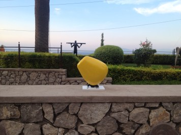 Land like the Sea, Villa Marina Capri Hotel & Spa, Capri (NA) (allestimento mostra)