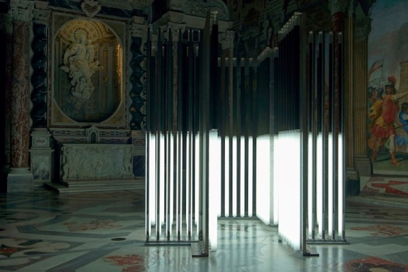 Andrei Molodkin-Transformer No. M208-Cappella del Doge-GE140720 01