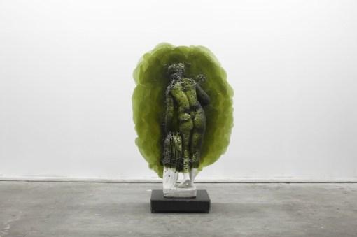 Nick van Woert, Lady Lady, 2011 statua in fibra di vetro, poliuretano, acciaio 182.88 x 111.76 x 60.96 cm Zabludowicz Collection
