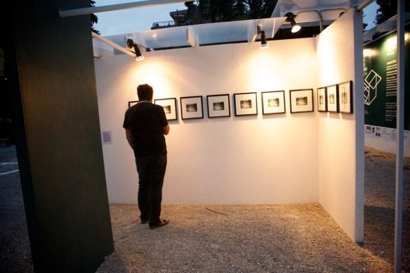 Irene Rubiano, (Ap)punti di vista Foto di Marco Sasia