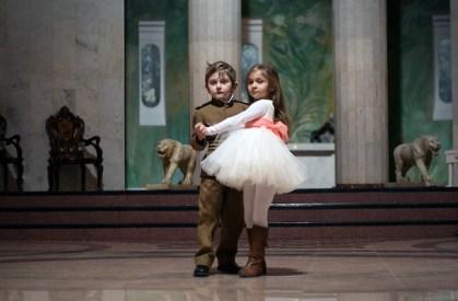 The President di Moshen Makhmalbaf ©BAC FILMS DISTRIBUTION