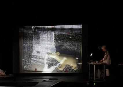 Joan Jonas Reanimation (2010/2012/2013) Performance: Documenta 13, Kassel, 2012 Photo: Maria Rahling Courtesy the artist Joan