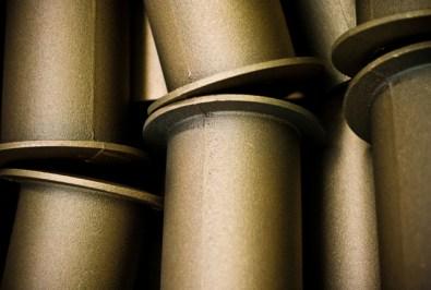 Jill Mathis, Industria, stampa fine art Giclèe montata e incorniciata in alluminio, 120x90 cm, 2014
