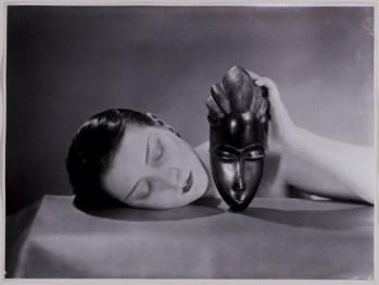 Man Ray a Villa Manin, Noire et blanche, 1926, fotografia new print del 1980, 23 x 30 cm, collezione privata, Courtesy Fondazione Marconi, -®MAN RAY TRUST _ ADAGP, Paris, By SIAE 2014