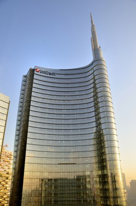UniCredit Tower, Milano