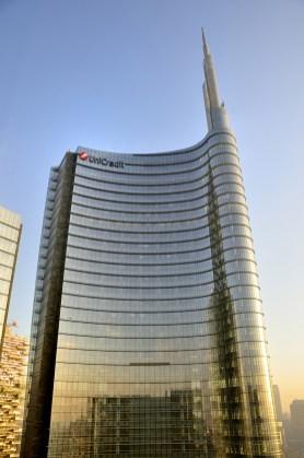 UniCredit Tower, Milano