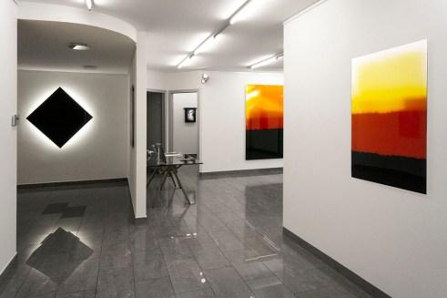 Silvio Wolf. Present perfect, Photographica Fine Art Gallery, Lugano (veduta della mostra)