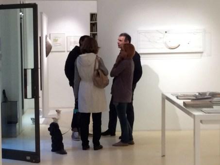 2000&Novecento - la galleria durante l'opening