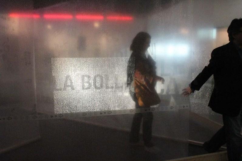 Interzona, veduta allestimento ad INDEPENDENTS 5, foto di Rocco Dubbini