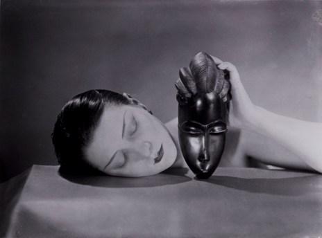 Man Ray, Noire et blanche, 1926, fotografia new print del 1980, 23 x 30 cm, collezione privata, Courtesy Fondazione Marconi, ©MAN RAY TRUST _ ADAGP, Paris, By SIAE 2014