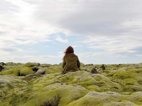 Tamara Ferioli, Kirkjubæjarklaustur, Islanda (photo credit Tomaso Pisapia)