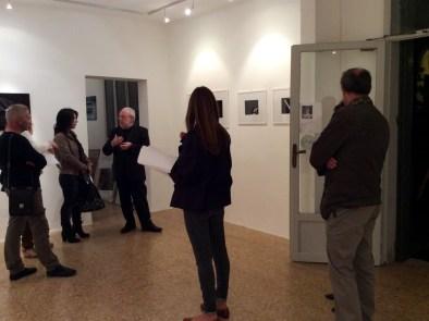 VV8 - Vasco Ascolini - veduta della galleria durante In Contemporanea