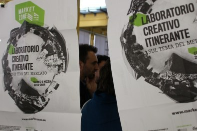 Market zone, immagine del workshop tenutosi a Cuneo