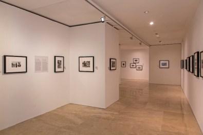 Henri Cartier - Bresson, Museo dell'Ara Pacis, Roma, 2014, veduta della mostra, ph. © Stefano Dal PozzoloContrasto (2)