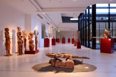 La ceramica che cambia, veduta della mostra, 2014/2015 - MIC Faenza, ph. Francesco Bassi
