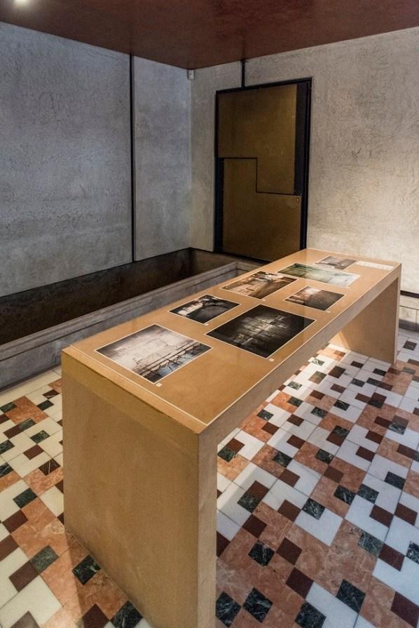 nel segno di Carlo Scarpa, 2014, veduta della mostra, ©Andrea Ferro, courtesy Fondazione Querini Stampalia, Venezia