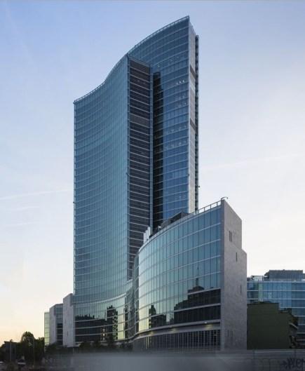 Pei Cobb Freed & Partners, Caputo Partnership, SDPartners, Palazzo Lombardia