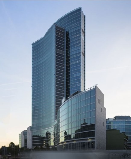 Pei Cobb Freed & Partners, Caputo Partnership, SDPartners, Palazzo Lombardia