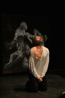 Quarta Dimensione, Aiace (Raffaele Esposito) Foto Michele Lamanna