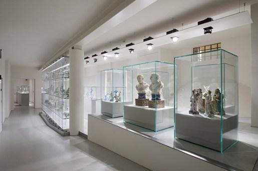 Museo della Ceramica Savona, Sala 6 Allestimenti opere del XVIII secolo Credito fotografico: Fulvio Rosso