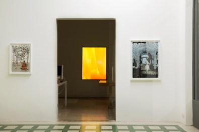 T.J. Wilcox, 2014 Installation view at Galleria Raffaella Cortese, Milano Photo: Lorenzo Palmieri