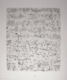 Elena El Asmar, Arioso Operoso, 2013-2014, fotocopie dal vero formato A4, 297 x 294 cm, ph Elena El Asmar-web