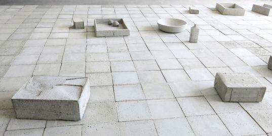 Cristina Treppo, Pavimento (particolare), 2014