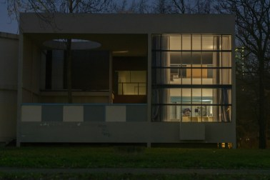 Cristian Chironi. My house is a Le Corbusier (Esprit Nouveau Bologna), veduta esterna, Padiglione Esprit Nouveau, Bologna Credits Luca Ghedini