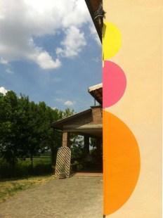 Elisa Vladilo, La casa che respira, site specific permanente 1
